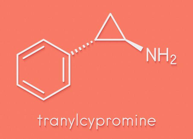 Mit Tranylcypromin therapieresistente Depressionen frühzeitig behandeln